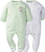 zip up sleepsuits baby