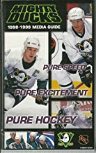 1998-99 NHL Mighty Ducks of Anaheim Hockey Media Guide