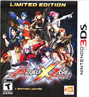Best project x zone limited edition Reviews
