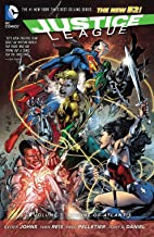 Justice League (2011-2016) Vol. 3: Throne of Atlantis (Justice League Graphic Novel)