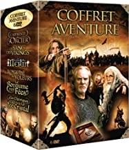 Coffret aventure vol 2 Internacional DVD