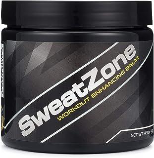 Sponsored Ad - SweatZone - Sweat Stick Workout Enhancer for Women and Men Sweat Gel - Sweat Gel Slimming Cream 2 oz