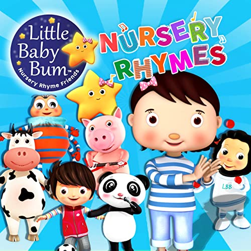 Little Baby Bum Theme Song by Little Baby Bum Nursery ...