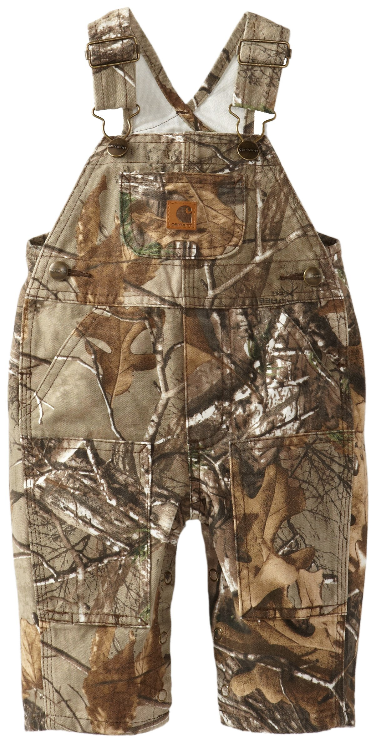 Realtree Infant 6//9 Months Bodysuit Hunting Themed 2-Pack Camo Boys Cute LH4279