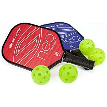 Selkirk Sport NEO Polymer Composite - Ultimate Starter Pickleball Paddles