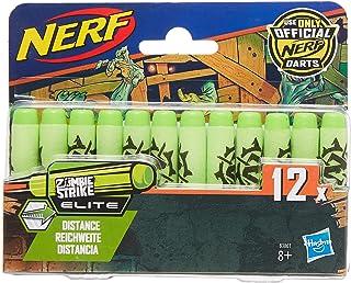 Hasbro Zombiestrike 12 Dart Refill for Boys , B3861