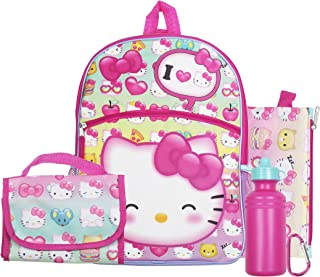 bc70bffab Amazon.com: Hello Kitty - Backpacks & Lunch Boxes / Kids' Furniture ...