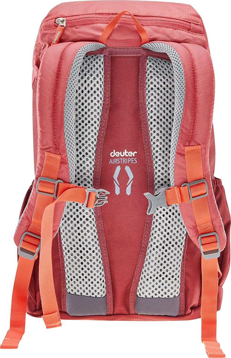 Deuter Junior Kinderrucksack (18 L) Cardinal-maron