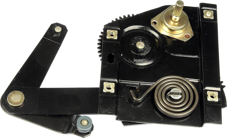Dorman 752-124 Rear trust Driver Side for Sele Manual outlet Window Regulator