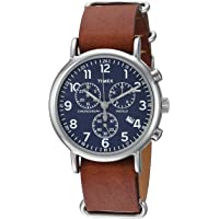Deals on Timex Womens Weekender Chronograph 40mm Watch TW2R63200