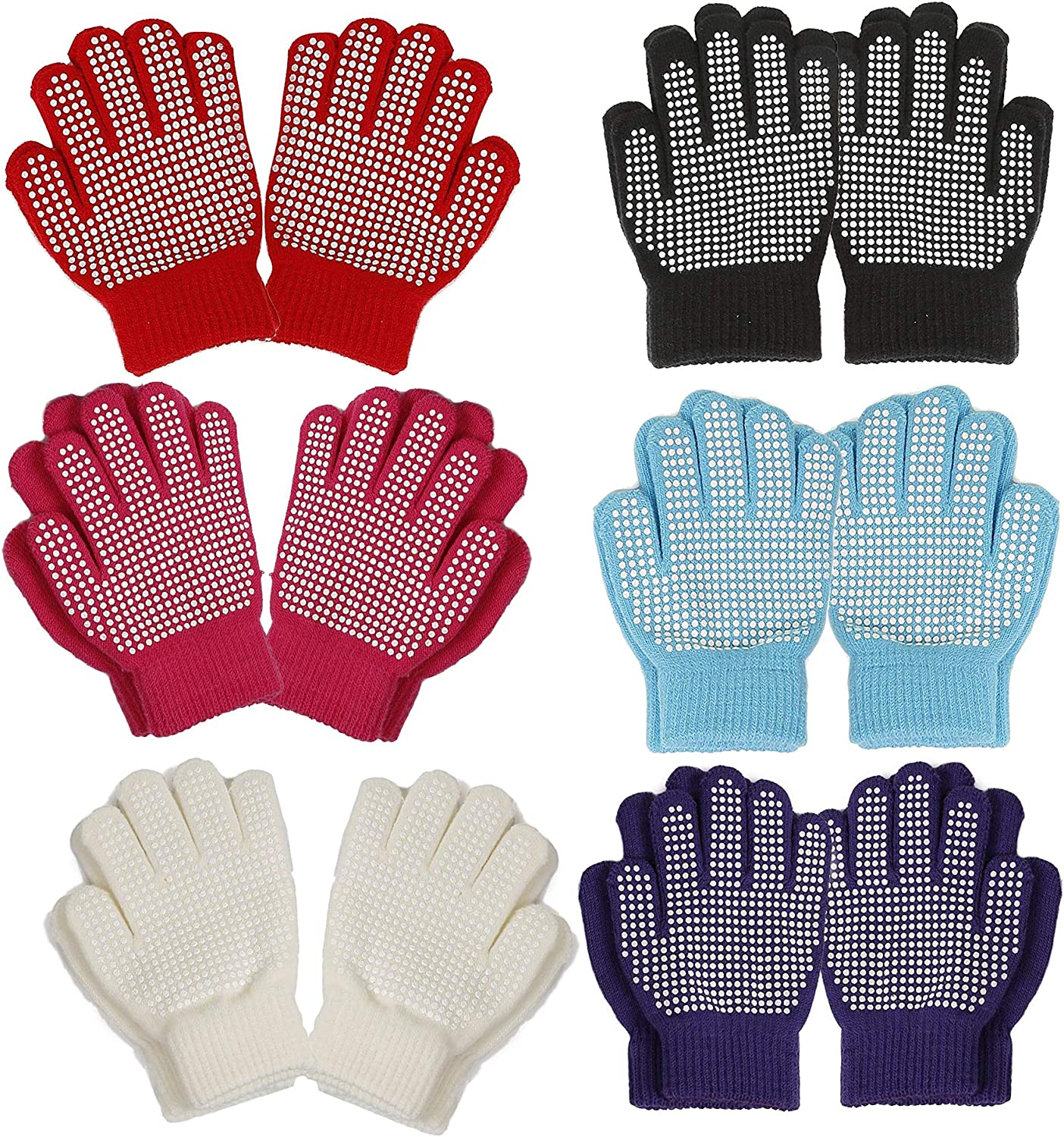 Magic Gloves Kids Themed Gripper Stretchy Gloves