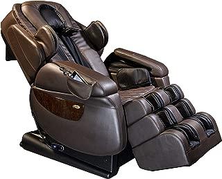 Luraco i7 Plus iRobotics 3D Medical Massage Chair with Zero Gravity, Brown