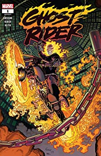 Ghost Rider (2019-) #1: Director's Cut