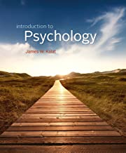 Kalat's Introduction to Psychology, 10th Edition plus 6-months instant access to MindTap™ Psychology.