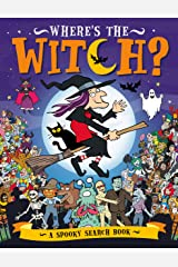Where's the Witch?: A Spooky Search-and-Find Book (Search and Find Activity) Kindle Edition
