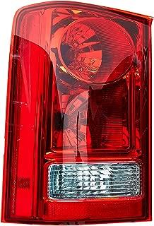 TYC 11-6294-00-1 Honda Pilot Left Replacement Tail Lamp