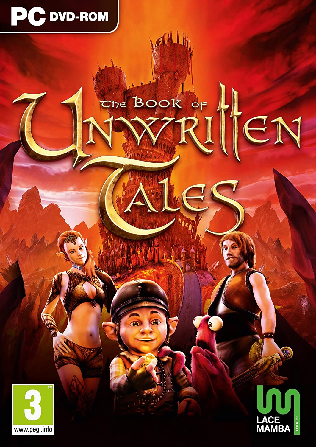 The Book specialty 2021 shop of Unwritten Tales