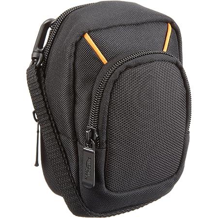Amazon Basics Large Point and Shoot Camera Case - 6 x 4 x 2 Inches, Black