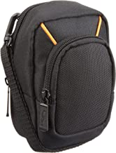 AmazonBasics Large Point and Shoot Camera Case - 6 x 4 x 2 Inches, Black