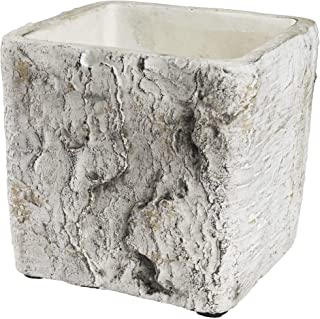 Swan Creek Farmer's Market 11 oz White Woods Small Square Candle