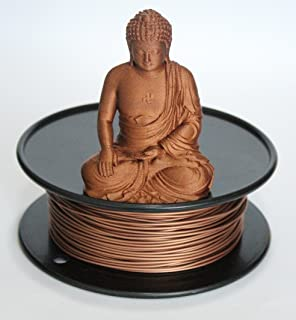 WOL 3D 1.75 mm PLA Copper (0.5 kg)