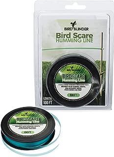 Bird Blinder Repellent Scare Humming Line – 100ft roll