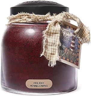 A Cheerful Giver Holiday Homecoming 34 oz. Papa Jar Candle, 34oz