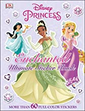 Ultimate Sticker Book: Disney Princess: Enchanted: More Than 60 Reusable Full-Color Stickers