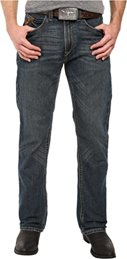 Rebar M5 Slim Straight Leg Jeans in Ironside
