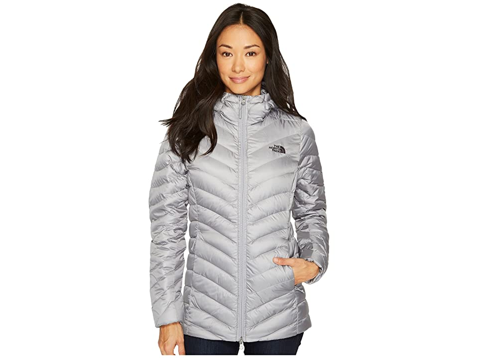 The North Face Trevail Parka (Mid Grey/TNF Black) Women
