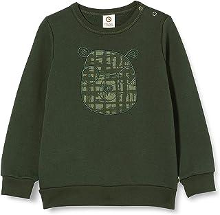 Müsli by Green Cotton Check Sweatshirt Maillot de survêtement Bébé garçon