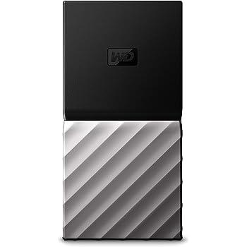WD ポータブルSSD 1TB USB3.1 Gen2 My Passport SSD 暗号化 パスワード保護 外付けSSD /3年保証 WDBKVX0010PSL-WESN