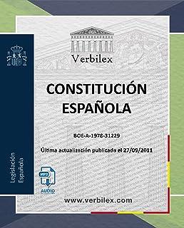 Constitución Española.: Audio descargable en MP3. www.verbilex.com