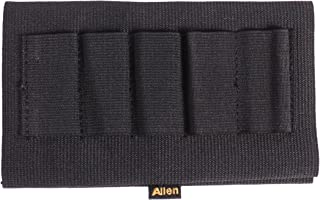 Allen Buttstock Shotgun Shell Holder for Shotguns - Fits Most Shotguns Remington, Benelli, Winchester