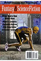 The Magazine of Fantasy & Science Fiction November/December 2010 (The Magazine of Fantasy & Science Fiction Book 119) Kindle Edition