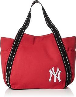 [MAJERRYG棒球]手提包 手提包 包 包 包 包 妈妈包 妈妈包 吸汗 宽松 简约 洋基 纽约洋基队 女士 男士 中性 男女通用 可爱 时尚 日常 YK-101