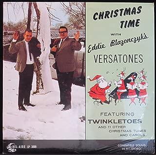 Christmas Time With Eddie Blazonczyk's Versatones