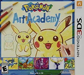 Pokémon Art Academy - 3DS [Digital Code]