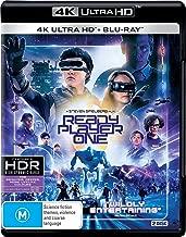 Ready Player One 4K UHD / Blu-ray | Steven Spielberg's | NON-USA Format | Region B Import - Australia