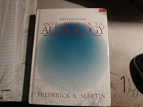 introduction to audiology 10th edition