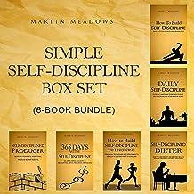 Simple Self-Discipline Box Set (6-Book Bundle)
