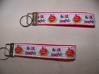 Teacher (Best) Key Fob