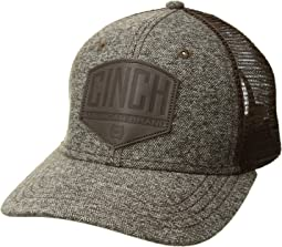 Cinch Snapback Mesh Trucker Hat