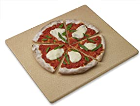 Old Stone Oven Rectangular Pizza Stone (Renewed)