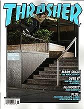 Thrasher Magazine August 2019   Mark Suciu is back!