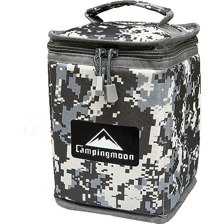 キャンピングムーン(CAMPING MOON) ランタン OD缶用 収納ボックス キャンプギア 収納ケース