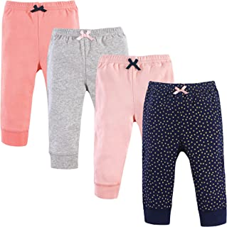 Luvable Friends Baby Boys' Cotton Pants