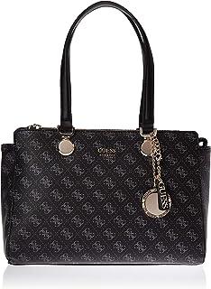 Guess Tote Bag for Women- Dark Grey