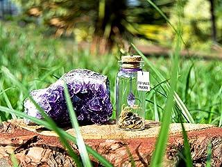 ¡Tú vales mucho! You are a Gem! Mensaje en una botella. Miniaturas. Regalo personalizado. Divertida postal de amor