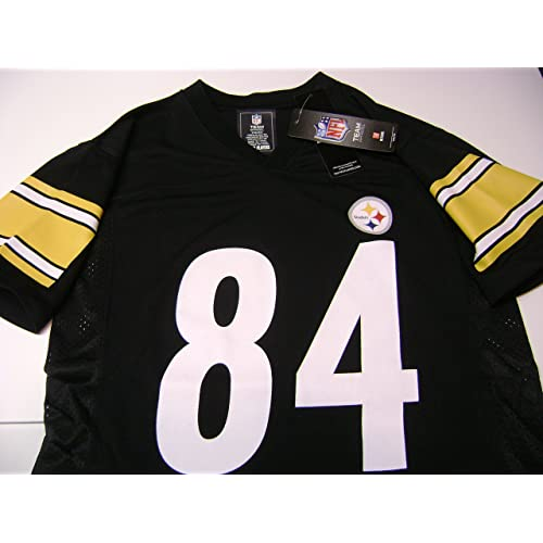 a6418aa32 Outerstuff Antonio Brown Pittsburgh Steelers Youth Black Jersey